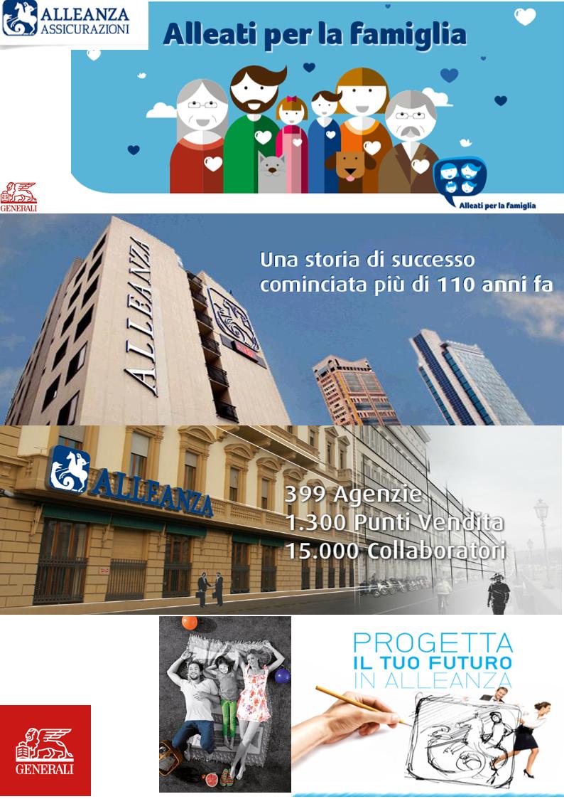 Alleanza assicurazioni spa azienda italiana con oltre 118 for Azienda italiana di occhiali